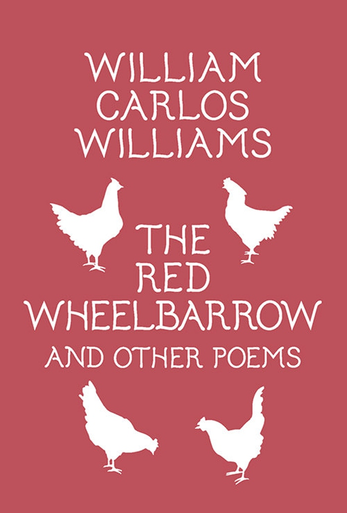 the red wheelbarrow poem