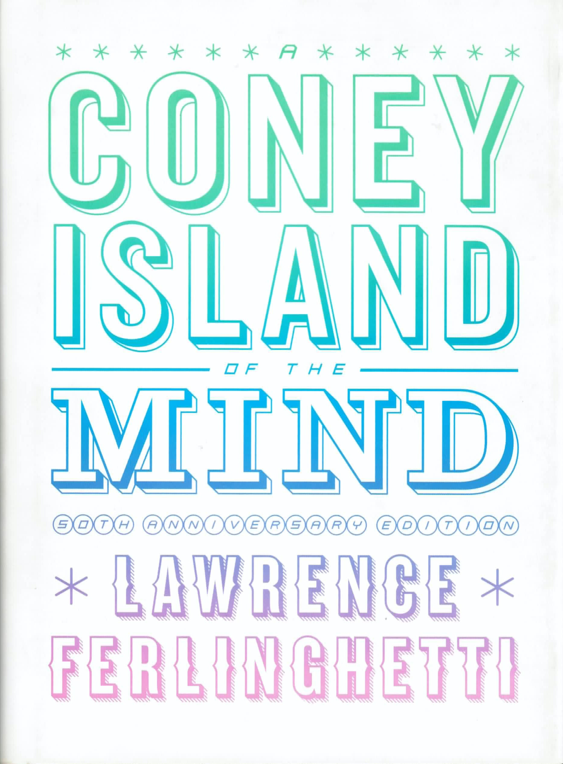 New Directions Publishing A Coney Island Of The Mind