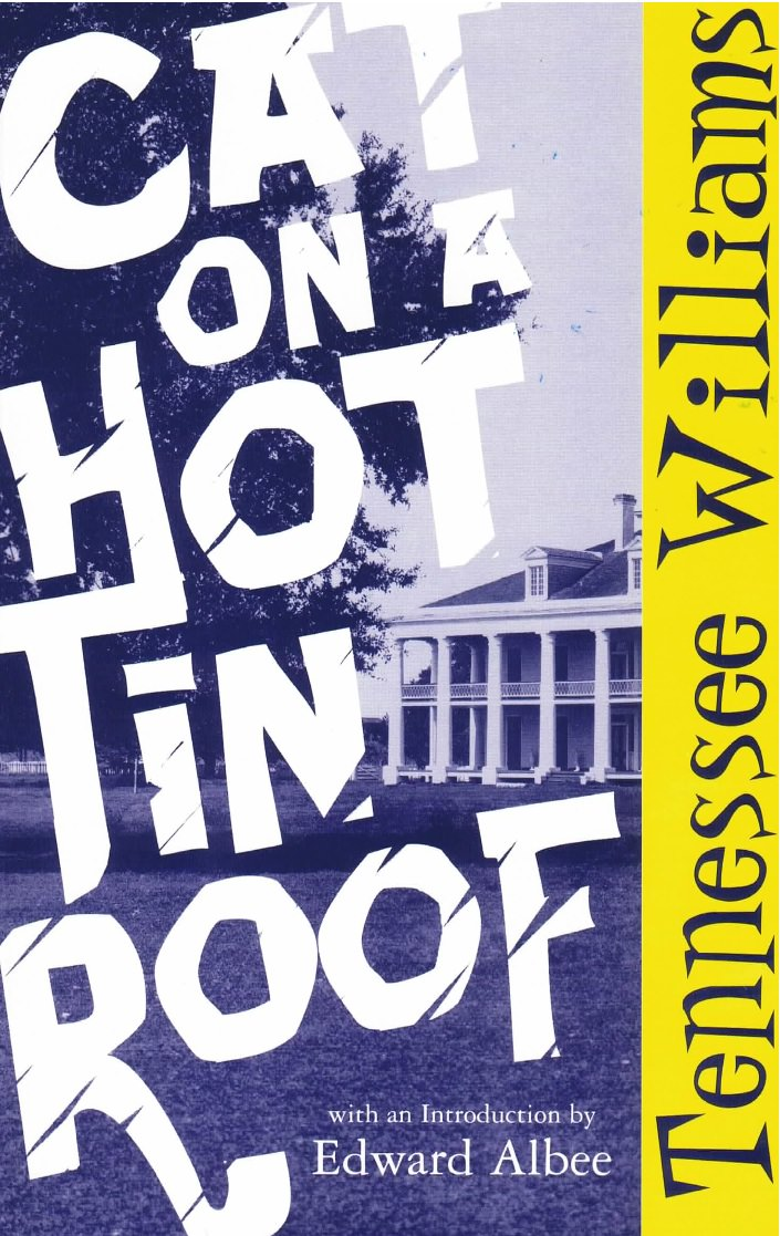 cat on a hot tin roof act 2
