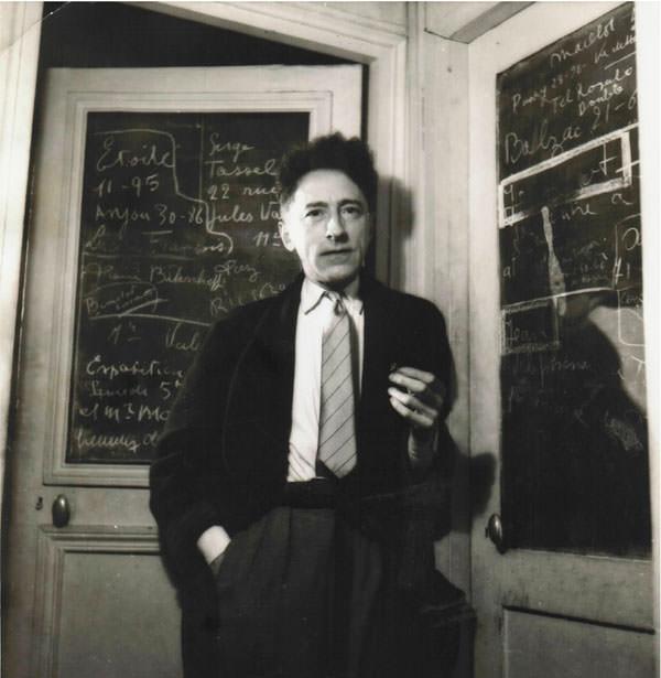 Jean Cocteau glass