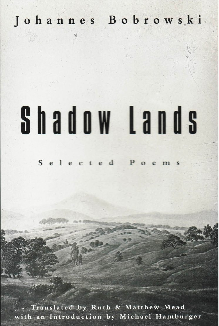 New Directions Publishing Shadowlands Selected Poems