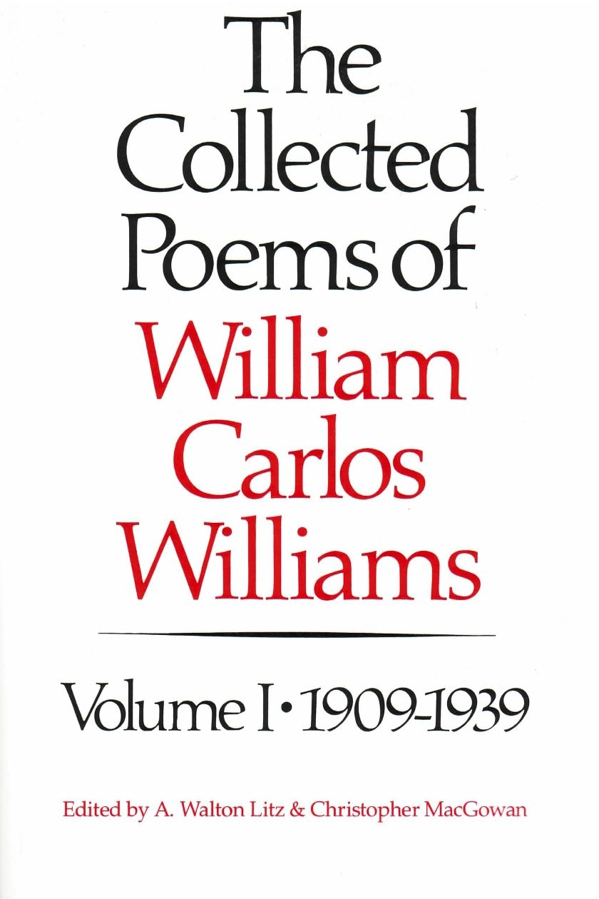 New Directions Publishing The Collected Poems Volume I