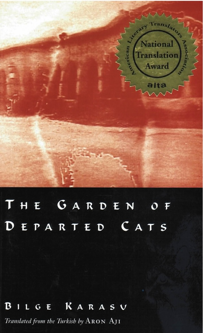 New Directions Publishing   The Garden of Departed Cats