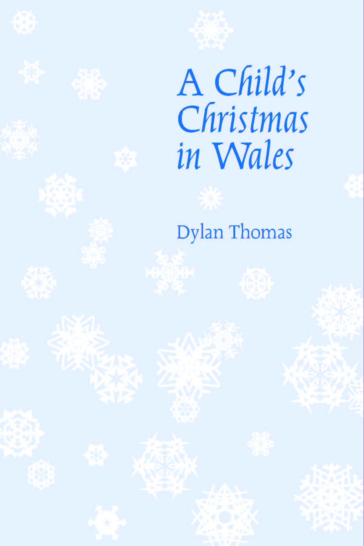 A Childs Christmas In Wales.New Directions Publishing A Child S Christmas In Wales