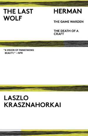 New Directions Publishing | László Krasznahorkai