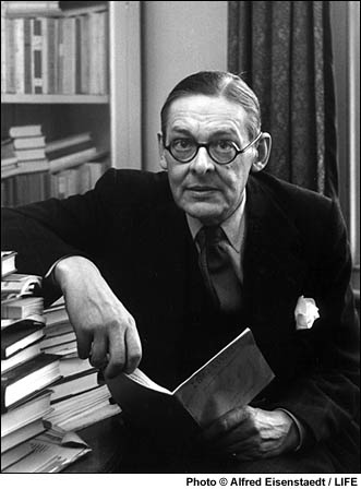 T. S. Eliot photo #1808, T. S. Eliot image