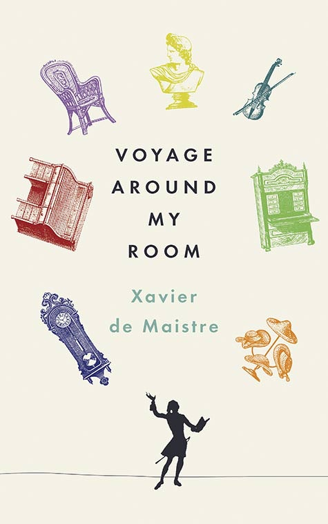 New Directions Publishing | Voyage Around My Room